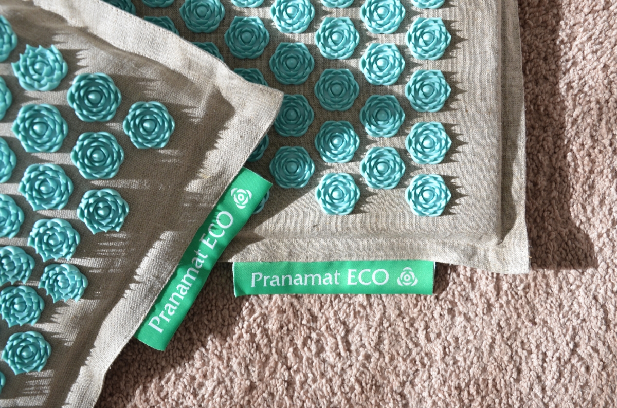 The Pranamat ECO massage