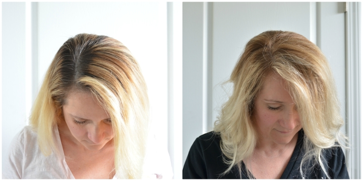 Brighten up your roots between salon visits?!