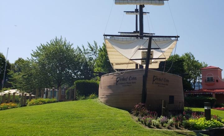 Pirates Cove Children's Theme Park –Illinois