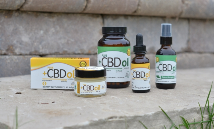 Introduction to PlusCBD Oil / Hemp-derived Cannabidiol