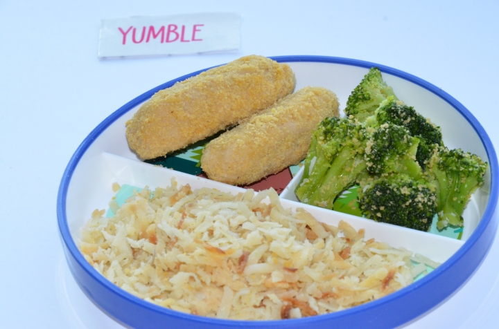 Yumble | Meals your kids will actually want to eat!