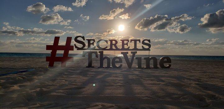 Secrets The Vine, Cancun – our 10 year anniversarygetaway