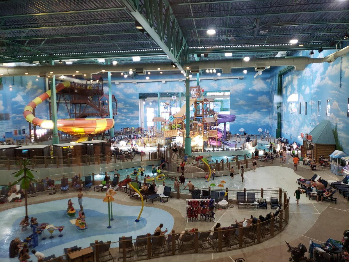 Family Day at Great Wolf Lodge - Chicago/ Gurnee, IL