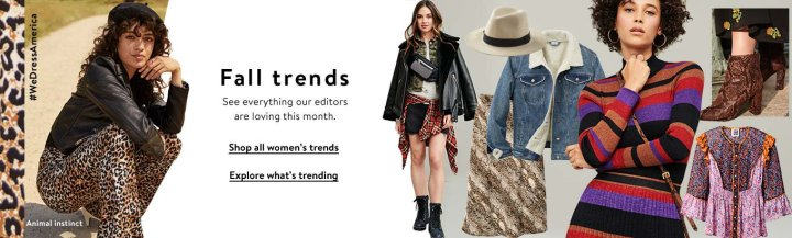 SURPRISE: Walmart Fall Fashion